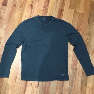 Worn once, men's Abercrombie and Fitch shirt
